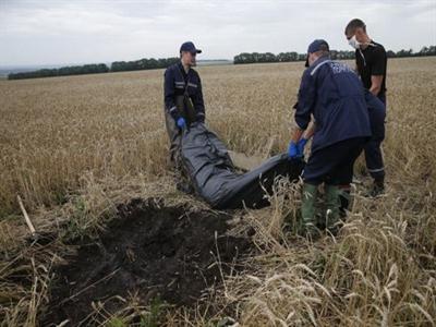 Làm thế nào Mỹ biết máy bay MH17 bị tên lửa bắn hạ?