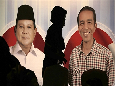 Indonesia nóng trước thời điểm công bố kết quả bầu cử