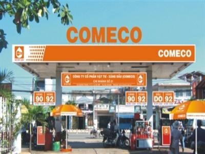 COMECO lãi 6 tháng đầu năm đạt 18 tỷ đồng