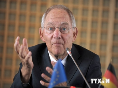 Bộ trưởng Tài chính Đức cảnh báo nguy cơ bong bóng tài sản