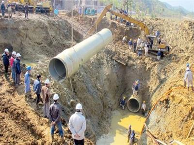 Vỡ ống nước Sông Đà: SCIC phải xử lý sai phạm của Vinaconex