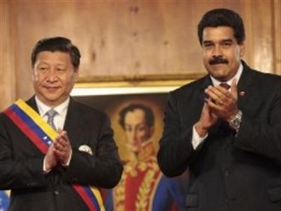 Venezuela và Trung Quốc trở thành đối tác chiến lược toàn diện