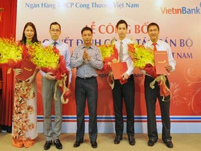 VietinBank bổ nhiệm nhân sự từ Maritime Bank làm Giám đốc khối bán lẻ