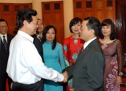 Thủ tướng giao nhiệm vụ cho các Sứ giả quốc gia