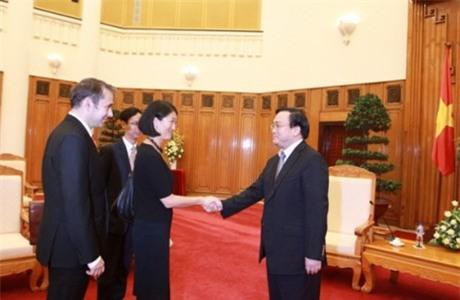 Thúc đẩy quan hệ Đối tác chiến lược Việt-Pháp