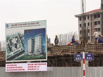 Hà Nội tổng rà soát các dự án nhà ở xã hội