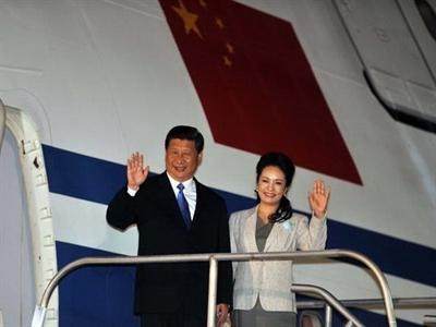 Chủ tịch Trung Quốc Tập Cận Bình thăm chính thức Cuba