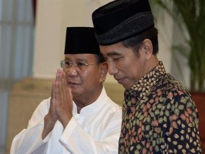 Thống đốc Jakarta thắng cử Tổng thống Indonesia