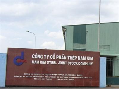 Thép Nam Kim lợi nhuận sau thuế quý II đạt 26 tỷ đồng, tăng 46%