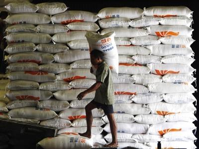 Indonesia ký hợp đồng nhập 50.000 tấn gạo từ Việt Nam