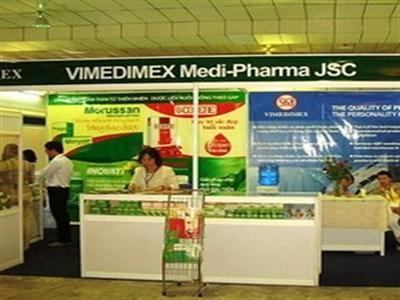 Dược phẩm Vimedimex: Lãi quý II đạt 3,15 tỷ đồng, giảm 24% so với cùng kỳ