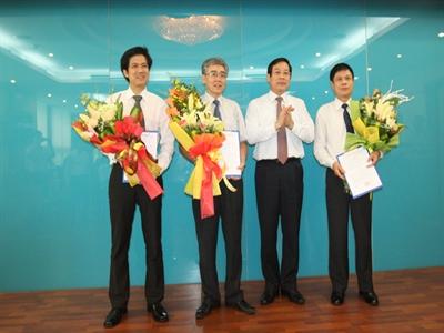 Bộ Thông tin và Truyền thông bổ nhiệm 9 lãnh đạo các cơ quan trực thuộc