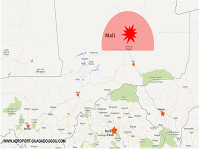 Sân bay Ouagadougou: AH 5017 rơi tại Mali