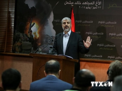 Hamas sẵn sàng cho một thỏa thuận ngừng bắn nhân đạo ở Gaza