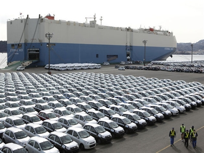 Nhật Bản thâm hụt thương mại 24 tháng liên tiếp