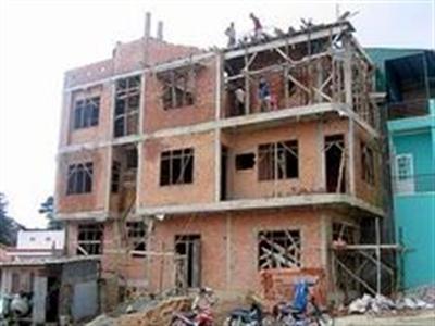 Từ 1/9, thêm trường hợp nhà ở phải thuê nhà thầu khảo sát xây dựng