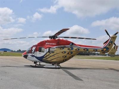 Rơi trực thăng của Không quân Ấn Độ, 7 quân nhân thiệt mạng