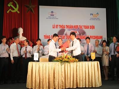 PVcomBank ký hợp đồng tín dụng hạn mức 700 tỷ đồng với Xây dựng Bạch Đằng