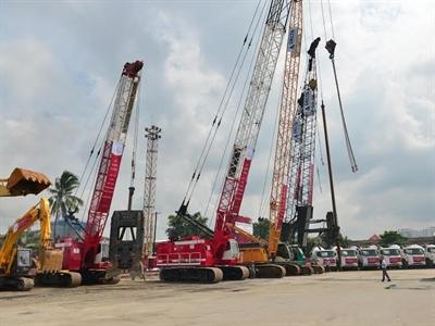 Vingroup chi 30.000 tỷ đồng cho dự án Vinhomes Tân Cảng