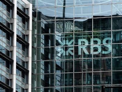Ngân hàng Scotland RBS đạt 4,5 tỷ USD lợi nhuận trước thuế 6 tháng đầu năm