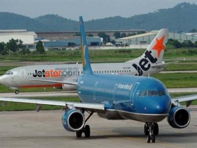 Hàng không Việt Nam:Điều hành không lưu liên tục gặp sự cố