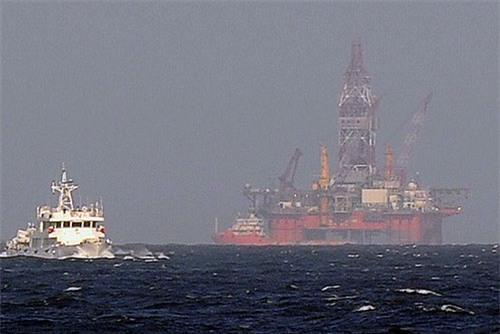 The Diplomat: Giàn khoan Hải Dương-981 có thể bị bão thổi tung