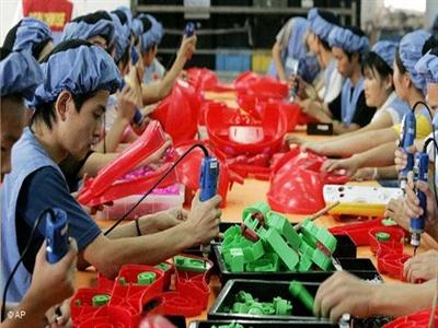 Trung Quốc: Lợi nhuận công nghiệp tăng mạnh trong 6 tháng đầu năm