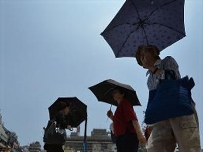 Nắng nóng kỷ lục ở Nhật, 11 người chết