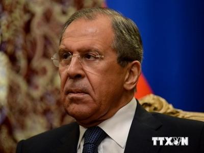 Lavrov: Biện pháp trừng phạt của Mỹ, EU khiến Nga độc lập hơn