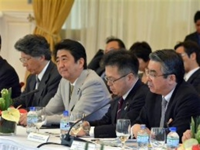 Nhật Bản sẽ viện trợ cho những nước thu nhập khá