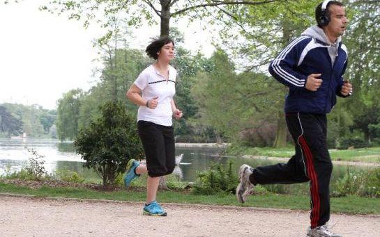 Chạy bộ đúng cách - Đâu cần phải như một nhà vô địch marathon