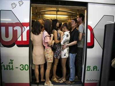 Thái Lan thông qua gói đầu tư 75 tỷ USD cho giao thông vận tải