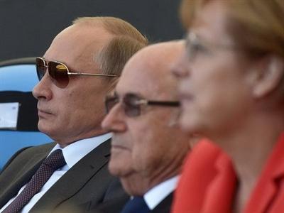 Thủ tướng Đức và Tổng thống Nga đã mật ước