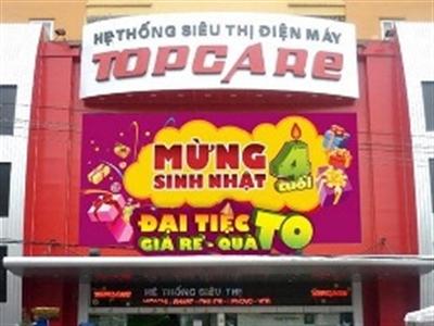Ocean Group mua lại hệ thống điện máy Topcare?