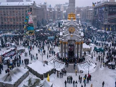 Kinh tế Ukraine suy sụp do khủng hoảng chính trị