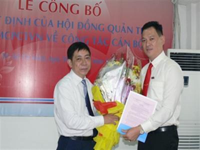 VietinBank bổ nhiệm Phó giám đốc Chi nhánh 6