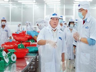 Hùng Vương: Lãi cổ đông công ty mẹ hợp nhất quý II giảm 42%