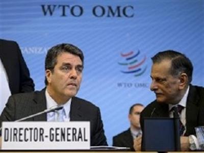 Thỏa thuận lịch sử 1.000 tỷ USD của WTO đổ vỡ