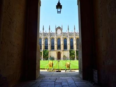 Khám phá Oxford ở những góc khác