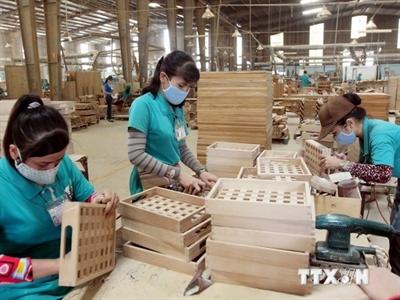 Đồng Nai xuất siêu gần 120 triệu USD trong 7 tháng năm 2014
