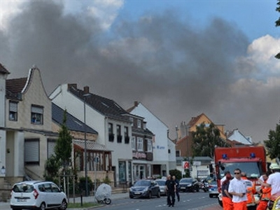 Đức: Máy bay đâm vào nhà máy ở Bremen, 2 người chết