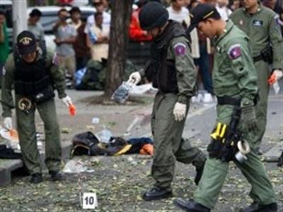Thái Lan báo động nguy cơ khủng bố
