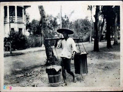 Hàng rong Sài Gòn hơn 100 năm trước