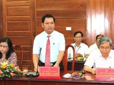 Quảng Ngãi có Chủ tịch UBND tỉnh mới