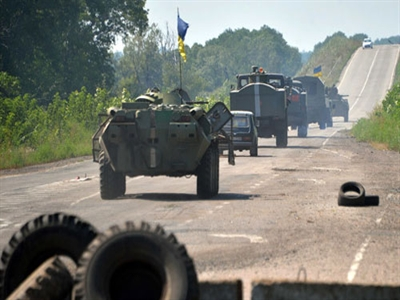 Nga tố EU âm thầm dỡ lệnh cấm xuất khẩu vũ khí cho Ukraine