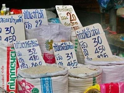 Gạo Việt tăng cao kỷ lục,