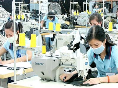 Xuất khẩu dệt may sang Hàn Quốc tăng 36,8%