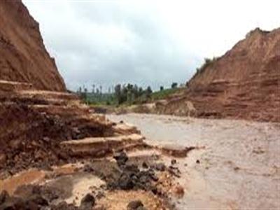 Bộ Công Thương: Vỡ đập thủy điện Ia Krel 2 là do mưa kéo dài