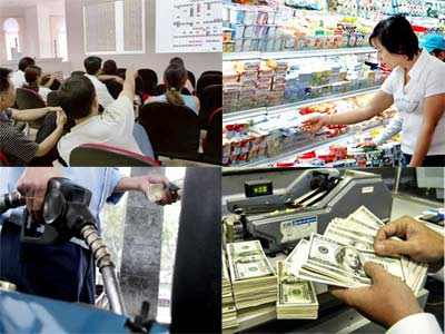 Ủy ban Tài chính: Lạm phát cả năm sẽ dưới 5%