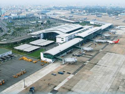 Hơn 2.300 tỷ mở rộng Sân bay Tân Sơn Nhất